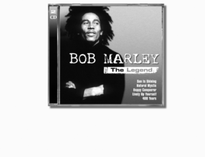 BOB MARLEY – THE LEGEND